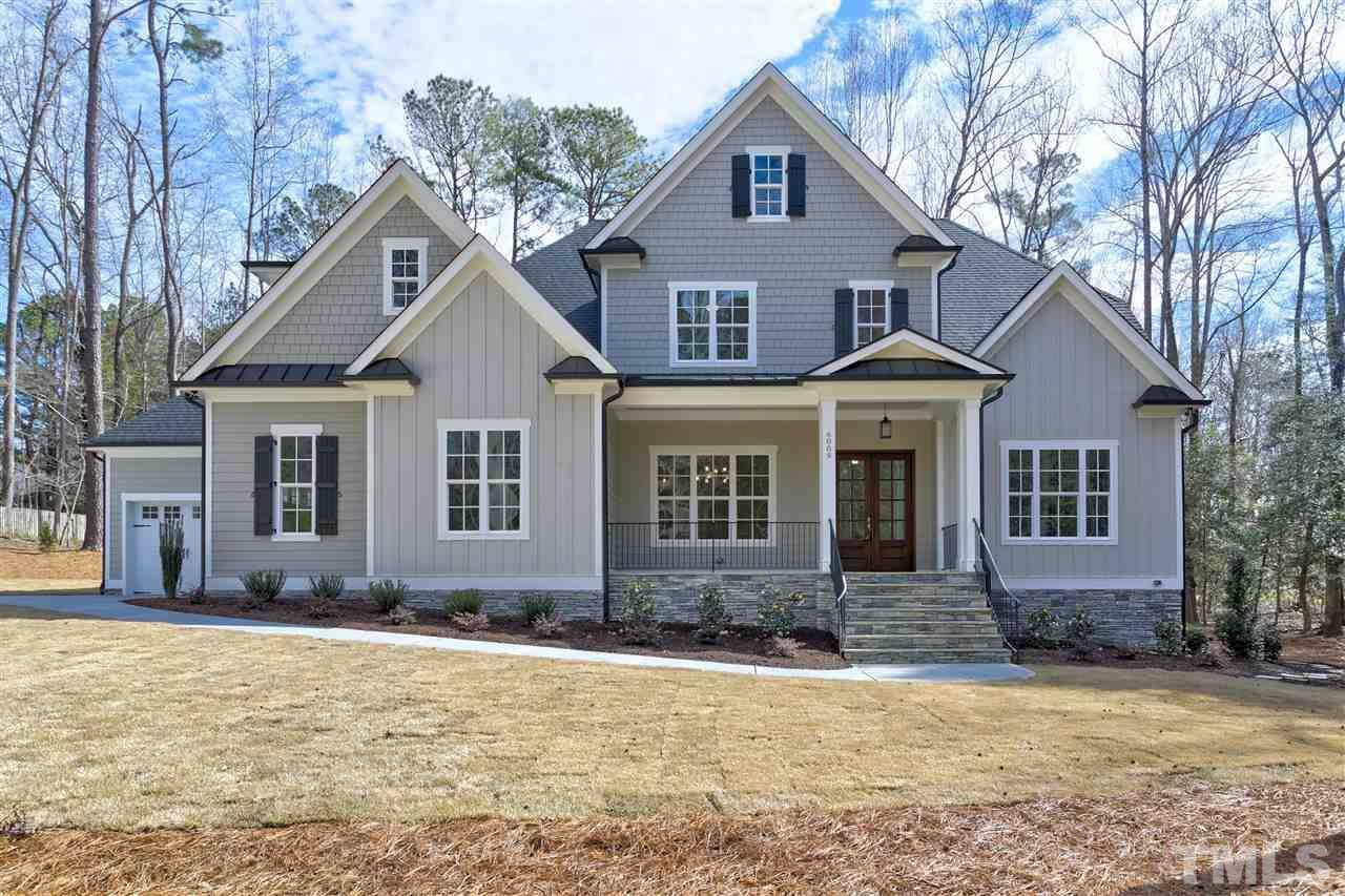 6009 Bedfordshire Drive, Raleigh, NC 27606 (#2176343) :: Spotlight Realty