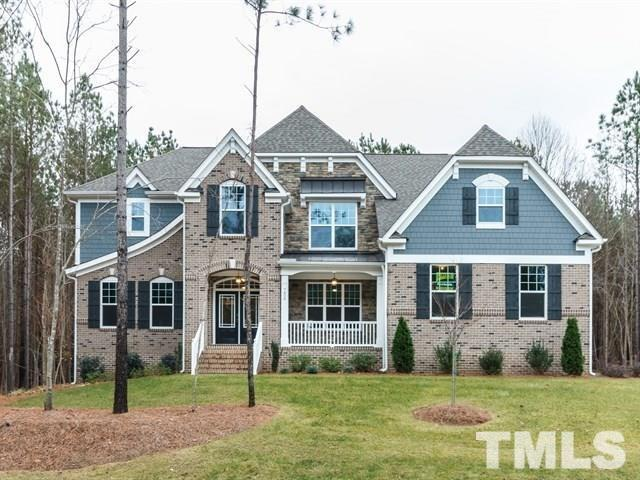 78 Foxglove Drive, Pittsboro, NC 27312 (#2177025) :: M&J Realty Group