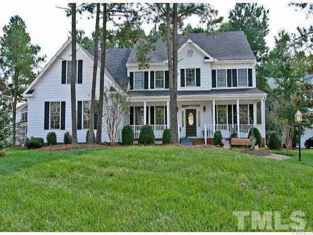 110 Council Gap Court, Cary, NC 27513 (#2177624) :: Raleigh Cary Realty