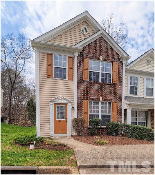 321 Orchard Park Drive, Cary, NC 27513 (#2178495) :: The Jim Allen Group