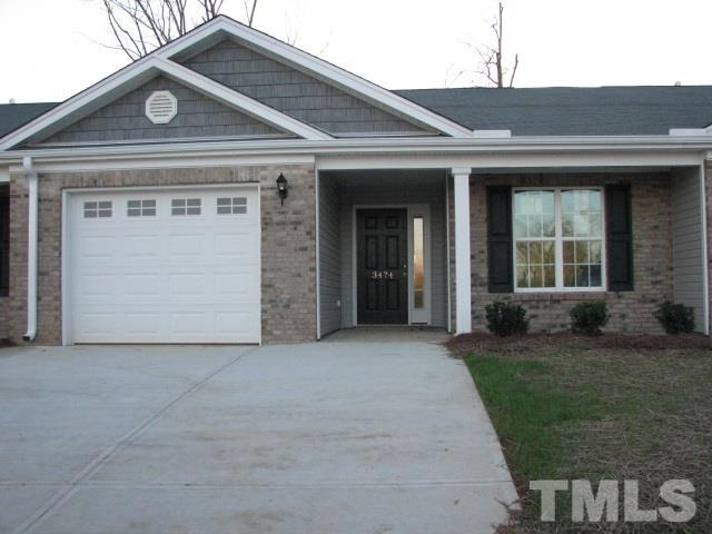 3554 Perrin Drive #6, Haw River, NC 27258 (#2178523) :: Raleigh Cary Realty