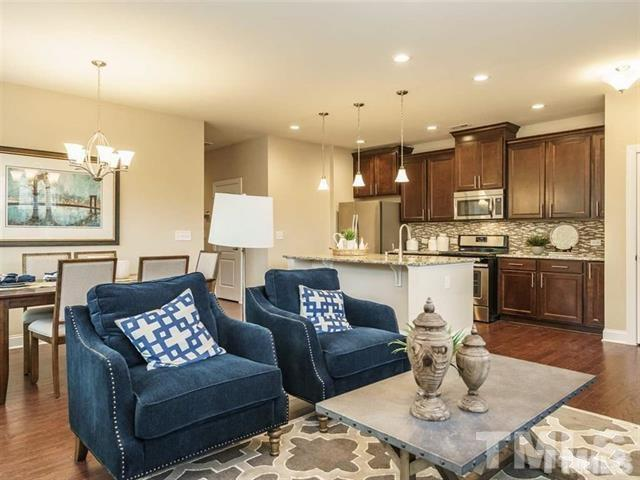 1000 Cotulla Drive, Morrisville, NC 27560 (#2178991) :: The Abshure Realty Group