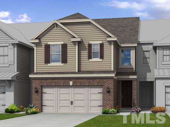 1023 Orchard Grass Lane, Durham, NC 27713 (#2179263) :: The Perry Group