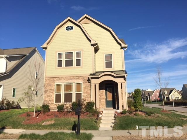 1041 Pemberly Avenue, Morrisville, NC 27560 (#2179290) :: The Abshure Realty Group