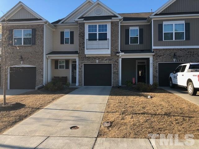 220 Durants Neck Lane, Morrisville, NC 27560 (#2179302) :: The Abshure Realty Group