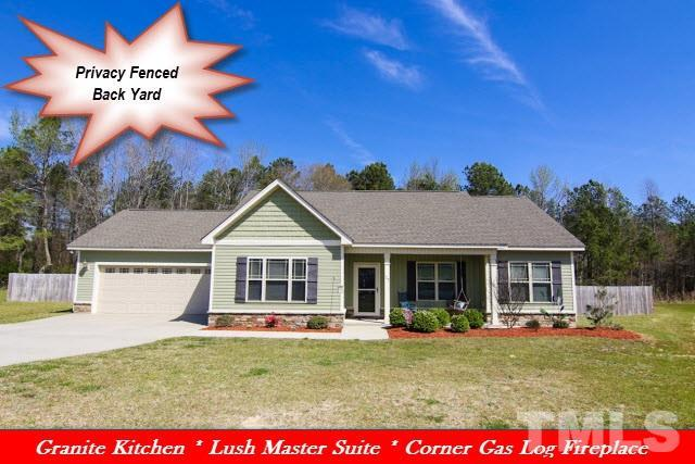 77 Lightwood Circle, Princeton, NC 27569 (#2179403) :: Raleigh Cary Realty