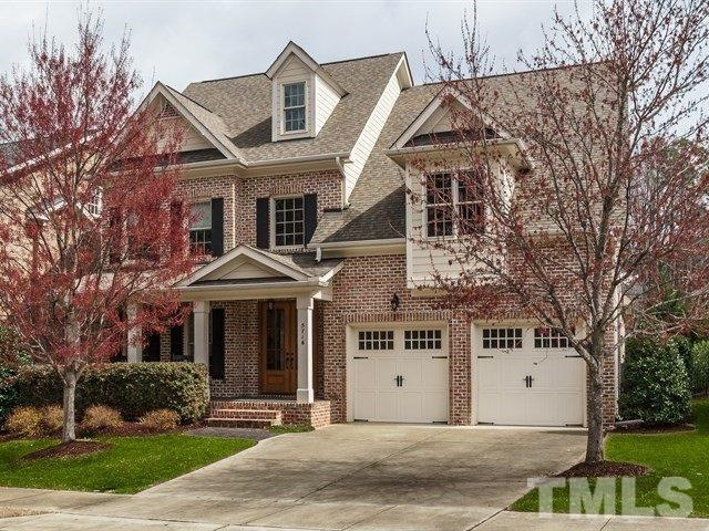 5716 Kirkwood Park Drive, Raleigh, NC 27612 (#2179590) :: The Jim Allen Group