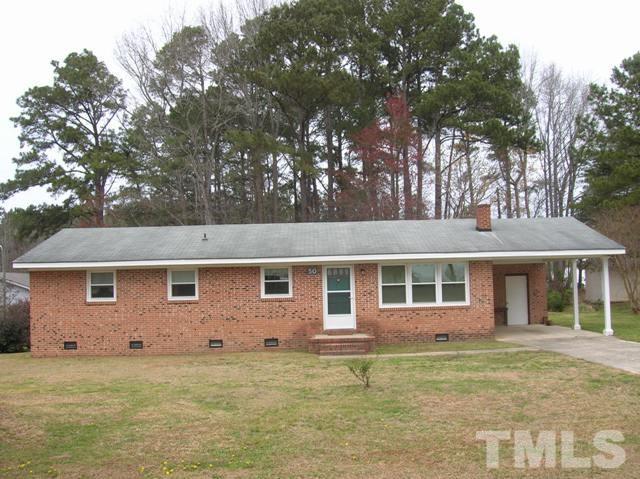 50 Brentwood Drive, Selma, NC 27576 (#2179598) :: Rachel Kendall Team, LLC