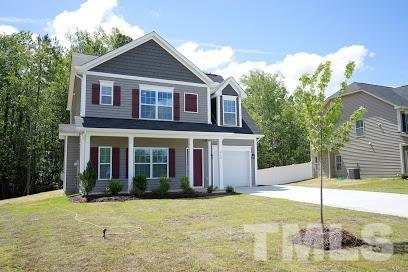 68 Douglas Fir Place, Clayton, NC 27520 (#2179772) :: The Abshure Realty Group