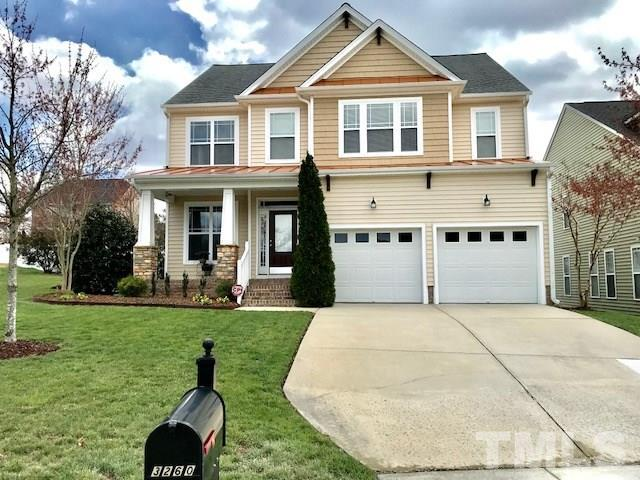 3260 Groveshire Drive, Raleigh, NC 27616 (#2180290) :: The Jim Allen Group