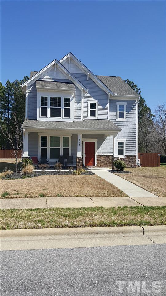 1007 Churchill Glen Boulevard, Knightdale, NC 27545 (#2180621) :: Raleigh Cary Realty