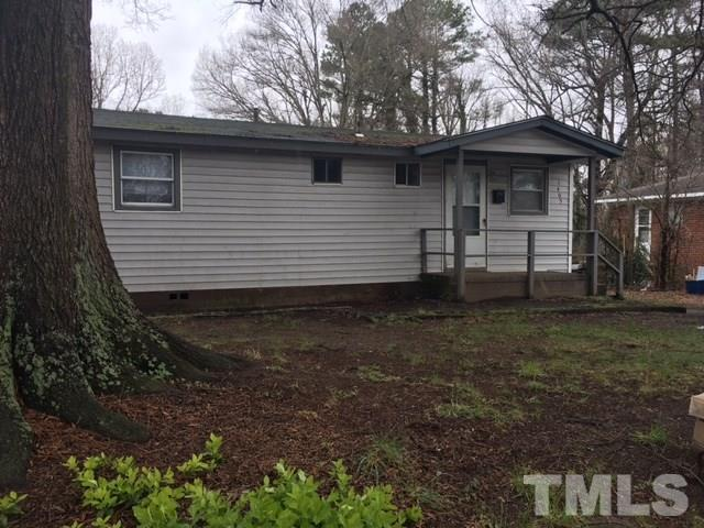 1405 Fay Street, Durham, NC 17701 (#2180740) :: Raleigh Cary Realty