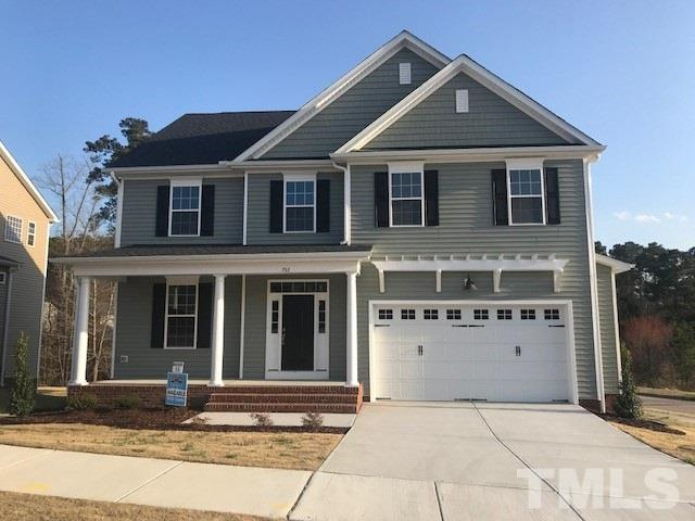 1108 Hidden Manor Drive, Knightdale, NC 27545 (#2180901) :: The Jim Allen Group