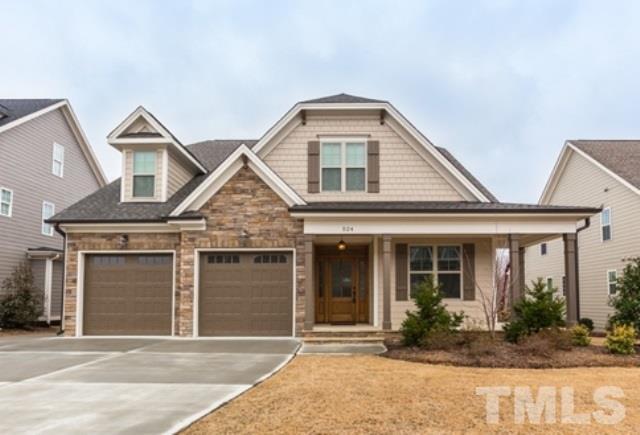 524 Kings Glen Way, Wake Forest, NC 27587 (#2181376) :: Rachel Kendall Team, LLC