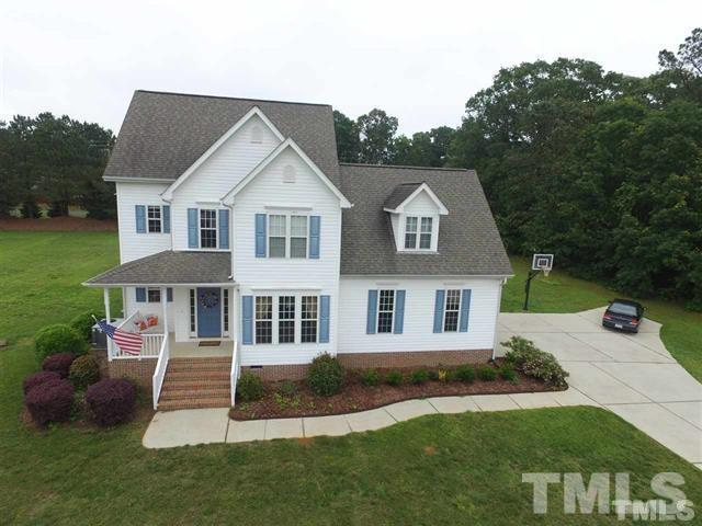 95 Scotts Pine Circle, Wake Forest, NC 27587 (#2182171) :: Raleigh Cary Realty
