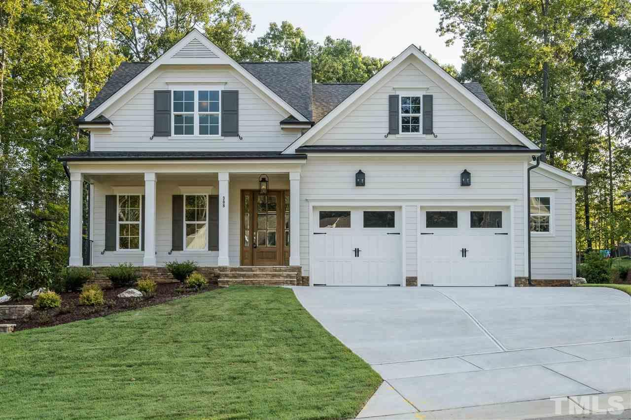 308 Sunset Glade Circle, Fuquay Varina, NC 27526 (#2182344) :: The Jim Allen Group
