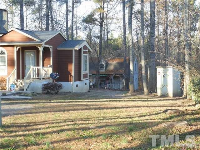 3156 Buckhorn Road, Wake Forest, NC 27614 (#2182419) :: The Jim Allen Group