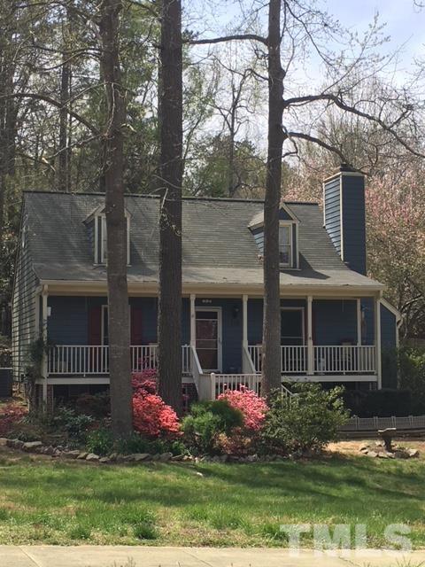 113 Remington Woods, Wake Forest, NC 27587 (#2182422) :: Rachel Kendall Team, LLC