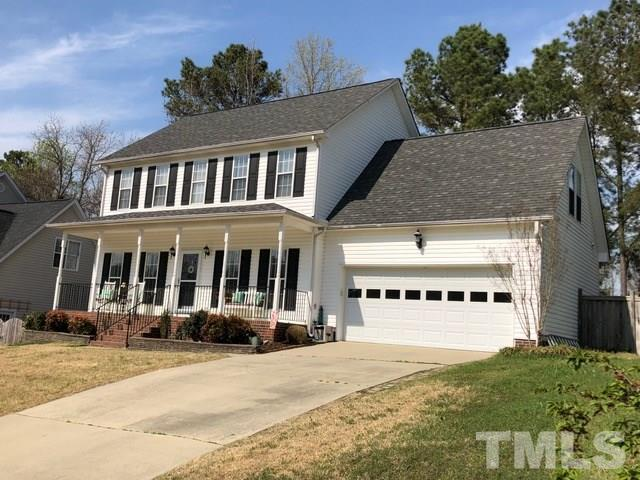 8524 Plimoth Hill Drive, Wake Forest, NC 27587 (#2182540) :: Raleigh Cary Realty