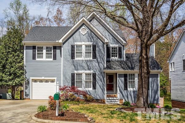 105 Crossmore Drive, Cary, NC 27519 (#2182567) :: Raleigh Cary Realty