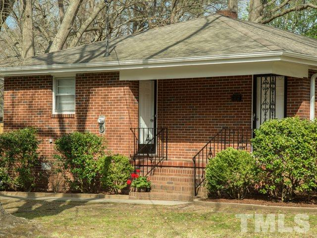 2602 Amberwood Drive, Durham, NC 27705 (#2182610) :: The Jim Allen Group