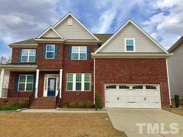 4009 Sykes Street, Cary, NC 27519 (#2182823) :: The Abshure Realty Group