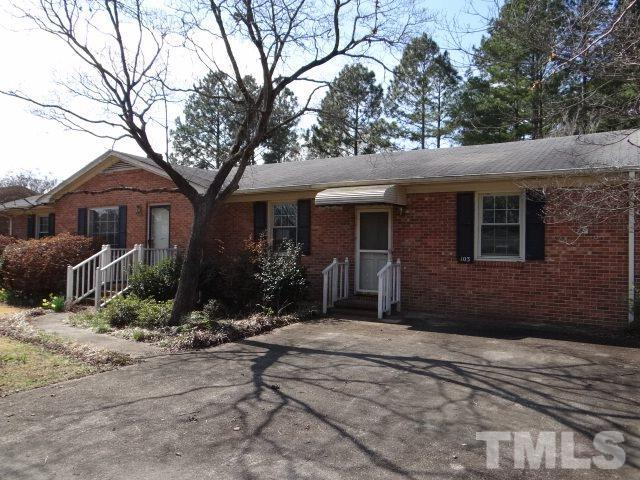 103 Parks Drive, Pikeville, NC 27863 (#2182932) :: Raleigh Cary Realty