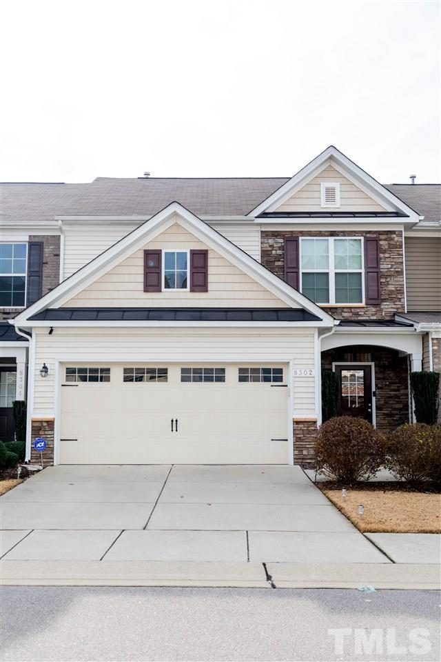 8302 Yaxley Hall Drive, Raleigh, NC 27616 (#2183530) :: Raleigh Cary Realty