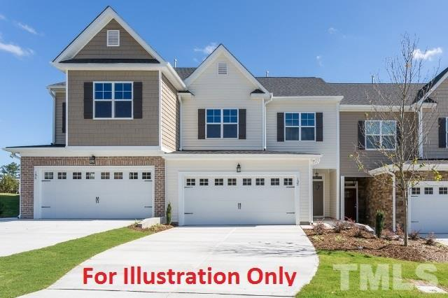 107 Zante Currant Road, Durham, NC 27703 (#2183790) :: The Abshure Realty Group