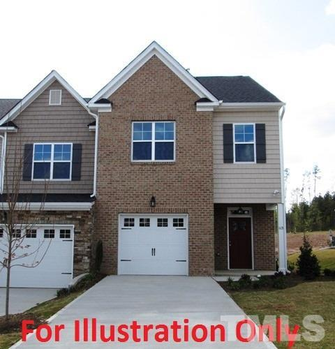 105 Zante Currant Road, Durham, NC 27703 (#2183802) :: The Abshure Realty Group