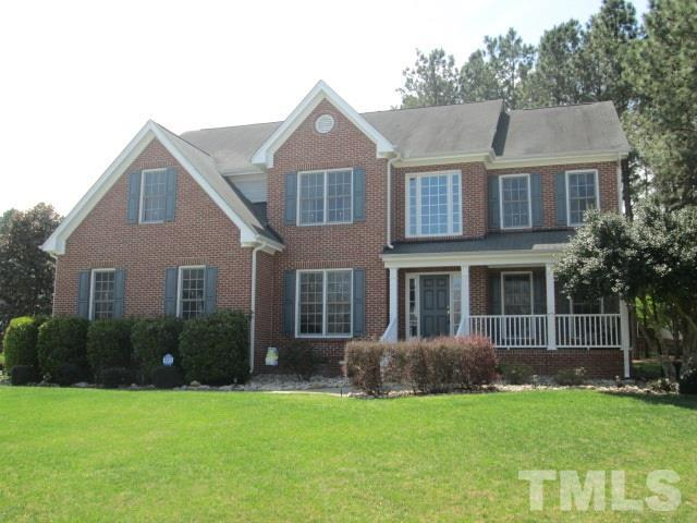 6413 Canning Place, Wake Forest, NC 27587 (#2184470) :: The Jim Allen Group