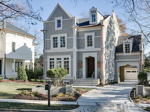 1602 Jarvis Street, Raleigh, NC 27608 (#2184697) :: The Abshure Realty Group