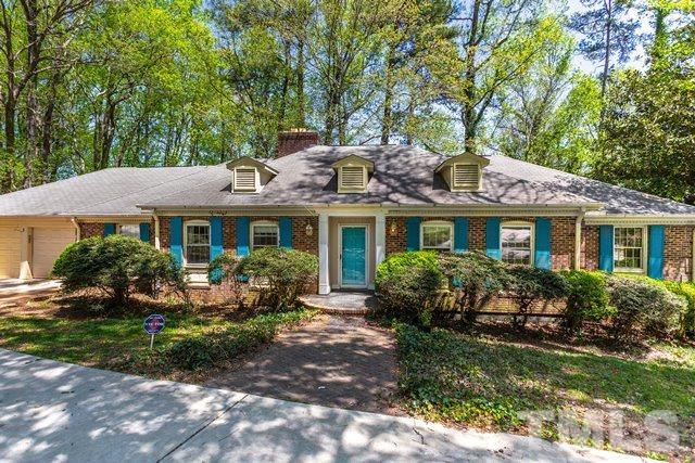 6912 Valley Lake Drive, Raleigh, NC 27612 (#2184735) :: The Jim Allen Group