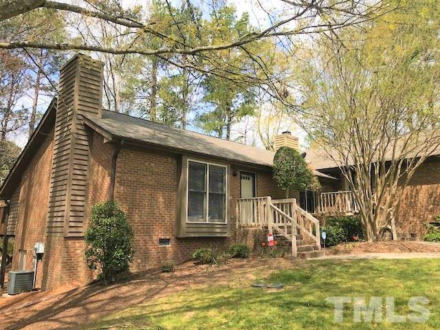 5500 Fortunes Ridge Drive 104A, Durham, NC 27713 (#2185401) :: The Abshure Realty Group