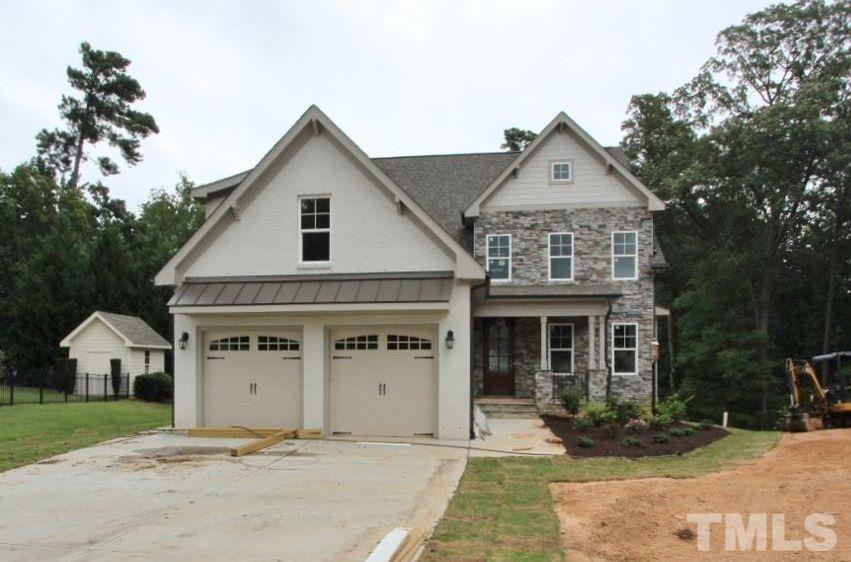 2809 Trevi Fountain Place, Wake Forest, NC 27587 (#2185679) :: The Jim Allen Group