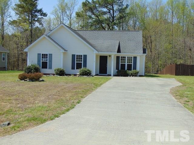 137 Carriage Hill Drive, Stem, NC 27581 (#2185734) :: Rachel Kendall Team, LLC
