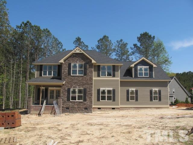 6712 Stepherly Way, Holly Springs, NC 27540 (#2185850) :: Better Homes & Gardens | Go Realty