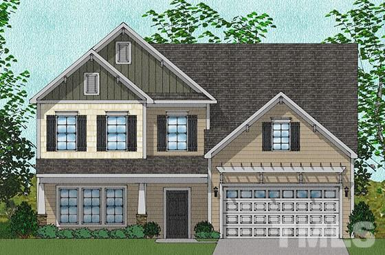 4616 Stony Falls Way Lot 171, Knightdale, NC 27545 (#2186001) :: Raleigh Cary Realty