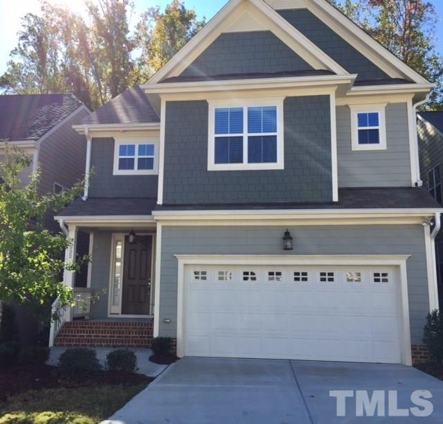 522 Mill Hopper Lane, Apex, NC 27502 (#2186098) :: Better Homes & Gardens | Go Realty