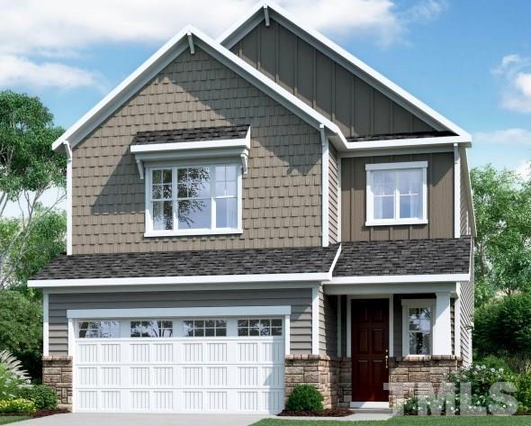 2422 Richardson Road, Apex, NC 27502 (#2186113) :: Better Homes & Gardens | Go Realty