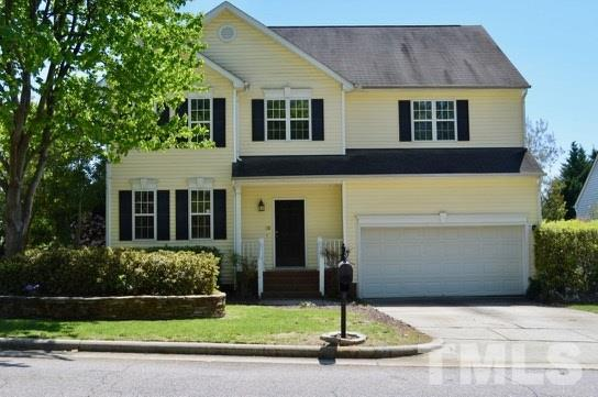 2536 Springfield Park Drive, Raleigh, NC 27614 (#2186382) :: The Jim Allen Group