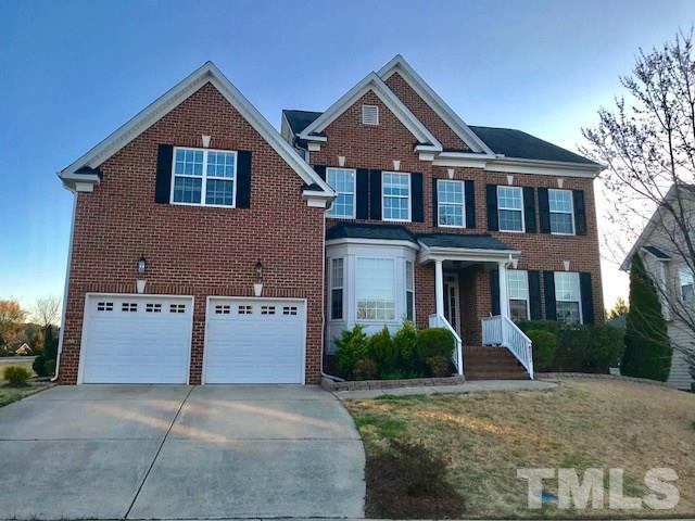 8021 Wade Green Place, Cary, NC 27519 (#2186408) :: The Jim Allen Group