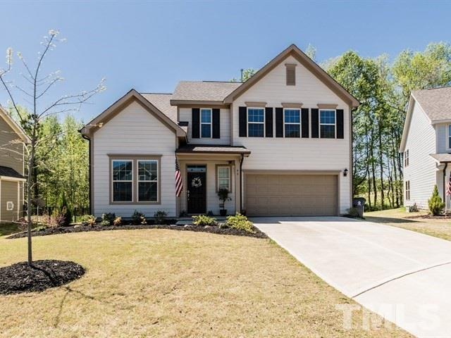 99 Pearsall Farm Lane, Clayton, NC 27527 (#2186445) :: Rachel Kendall Team, LLC