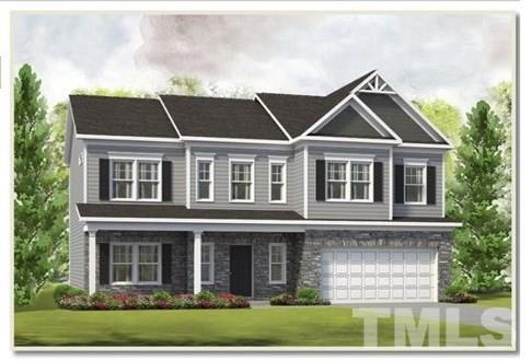 167 Highland Rhodes Drive, Clayton, NC 27520 (#2186514) :: The Jim Allen Group