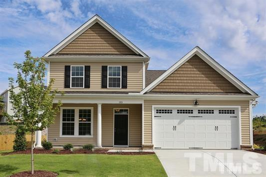1205 Jamison Pond Drive, Knightdale, NC 27545 (#2186596) :: M&J Realty Group