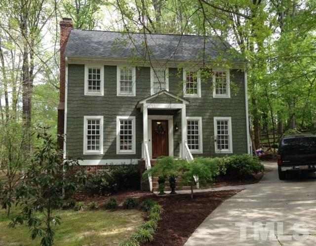 17 E Bayberry Court, Durham, NC 27713 (#2186688) :: The Abshure Realty Group