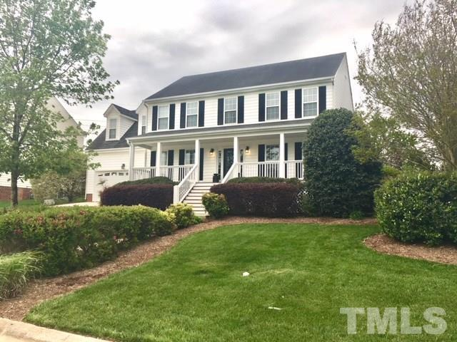 113 Meadow Fox Road, Holly Springs, NC 27540 (#2186855) :: The Jim Allen Group
