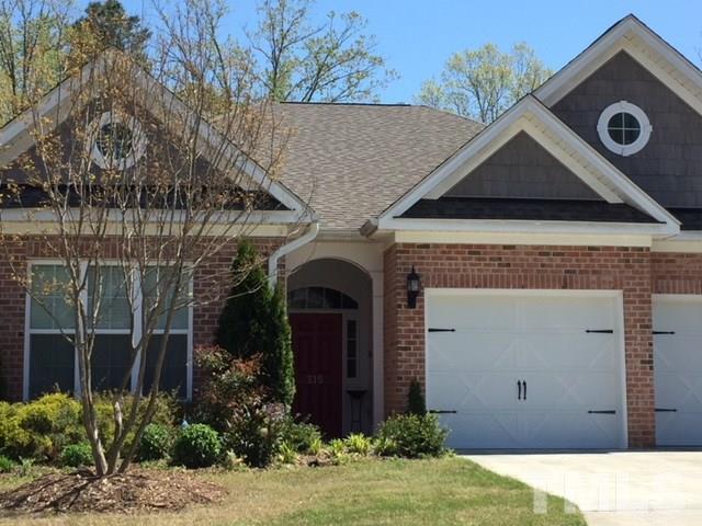 315 Hales Wood Road, Chapel Hill, NC 27517 (#2186977) :: Rachel Kendall Team, LLC