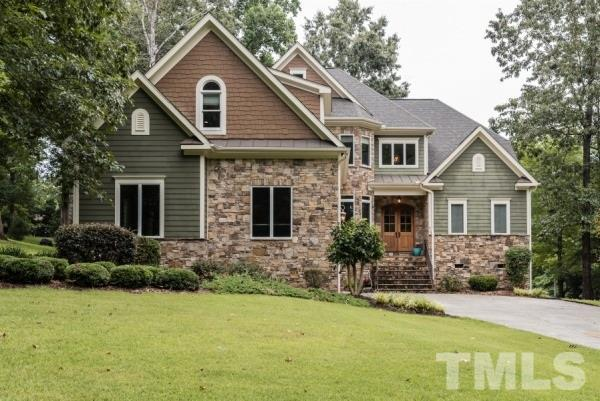 419 Sagamore Drive, Louisburg, NC 27549 (#2187239) :: The Abshure Realty Group