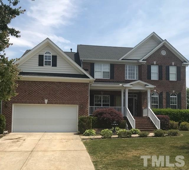9112 Dansforeshire Way, Wake Forest, NC 27587 (#2191442) :: The Perry Group